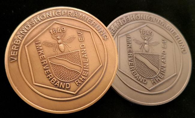 Unsere Medaillen 2018